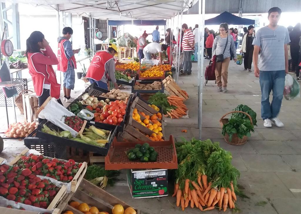 Feria Franca de Abastecimiento Vecinal Municipal