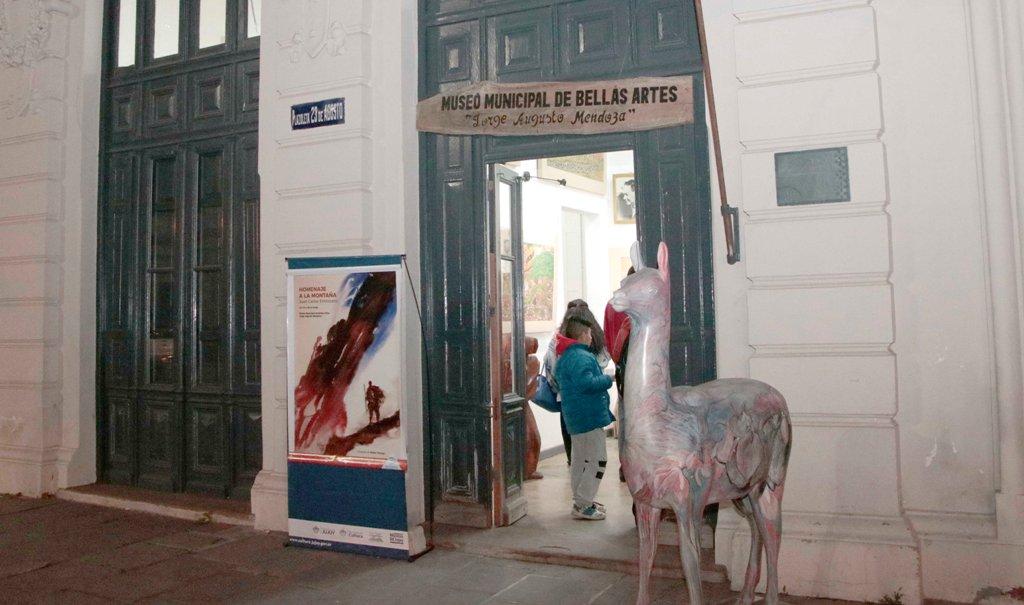 Museo en Complejo Cultural Manuel Belgrano