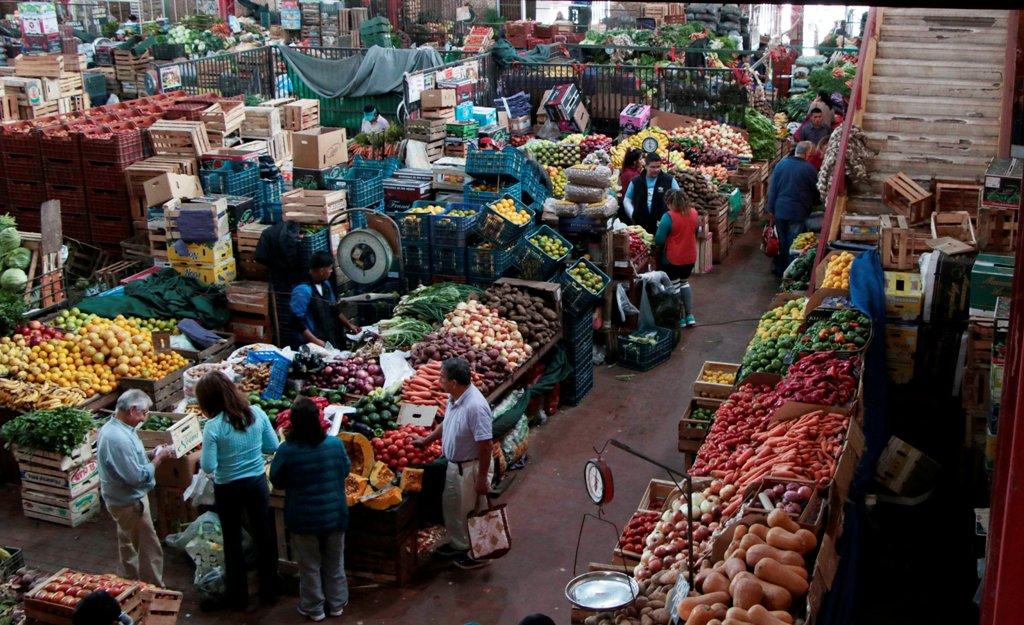 Mercado municipal de Concentración y Abasto