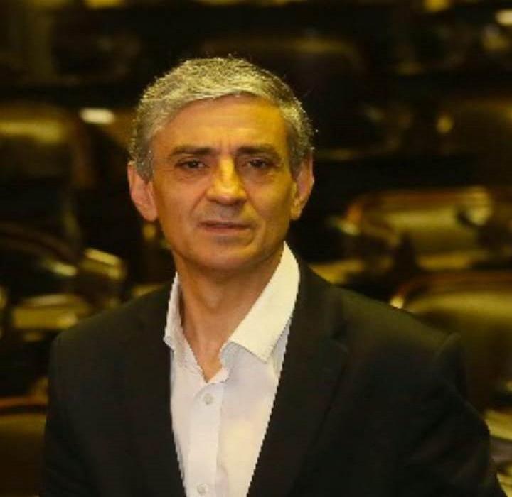 Diputado Nacional (PJ) José Luis Martiarena