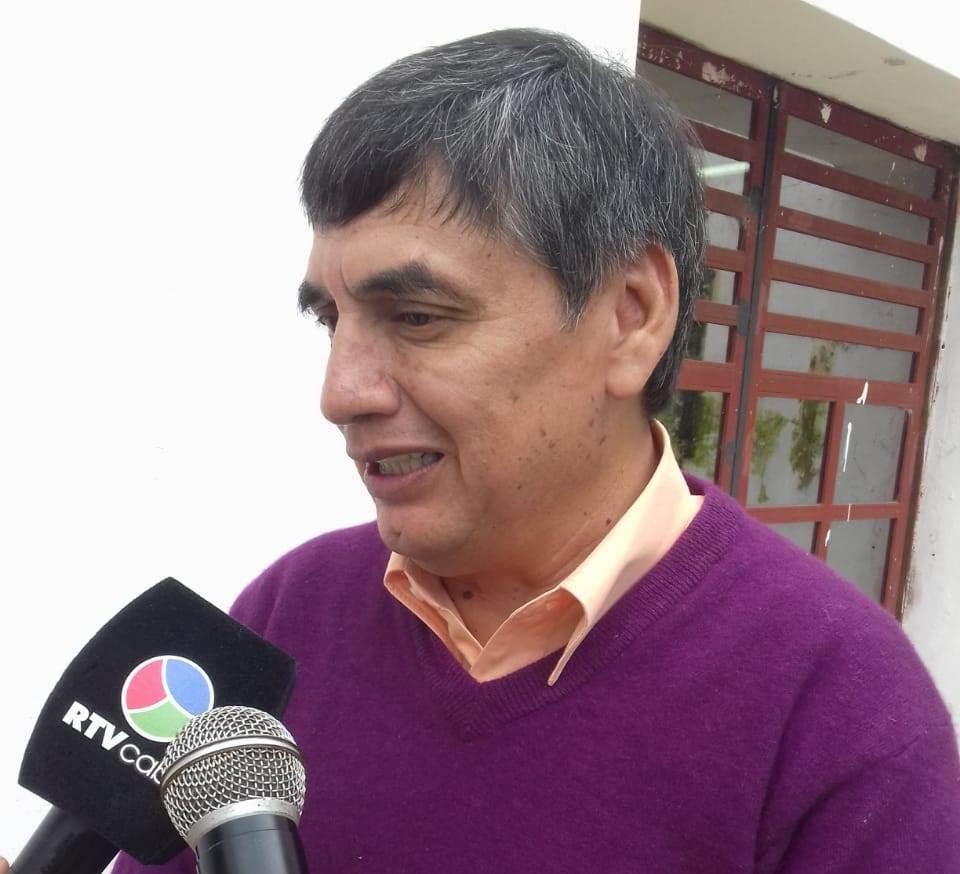 Concejal Miguel Bravo