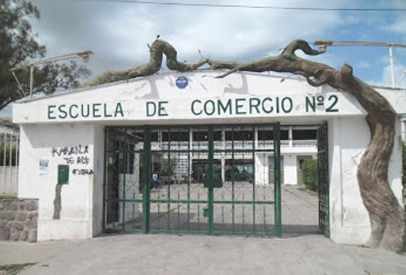 Escuela Provincial de Comercio N° 2