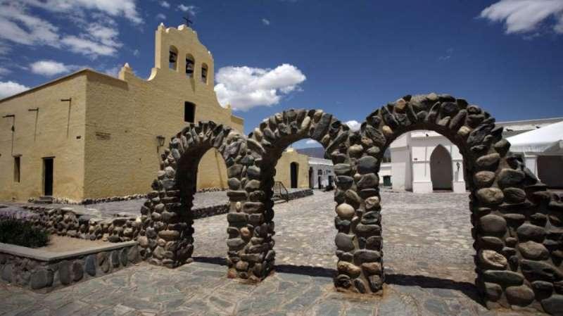 Salta: Iglesia de Cachi