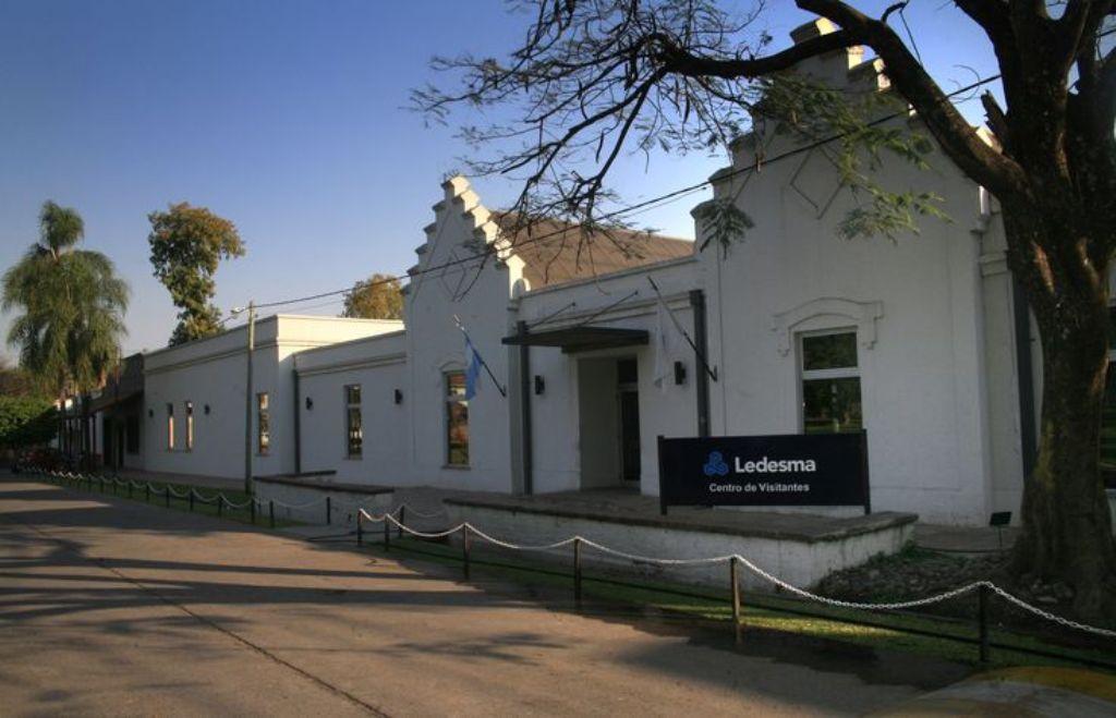 Centro de visitantes de la empresa