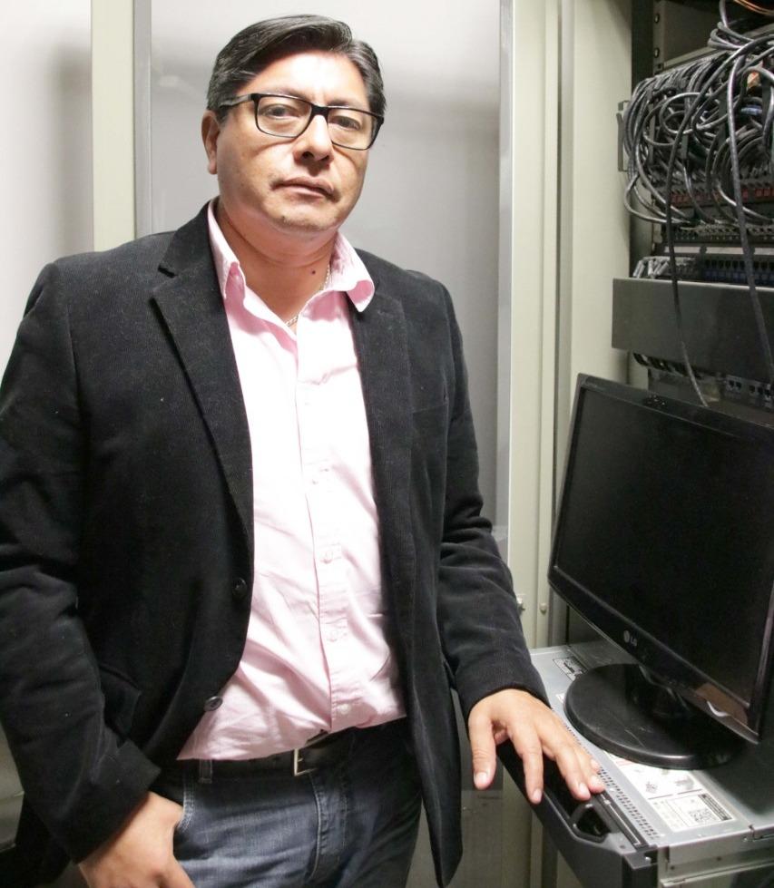 Ingeniero Carlos Rubén Catacata