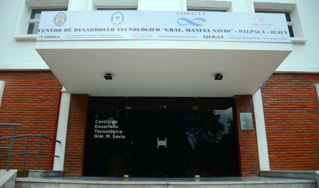 Centro de Desarrollo Tecnologico