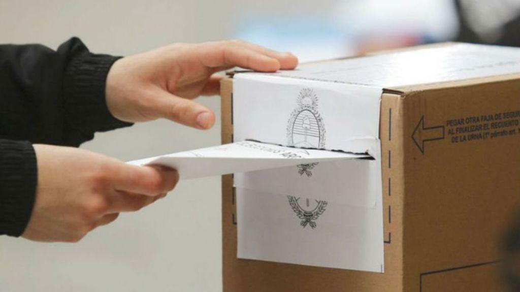 Primeros computos electorales