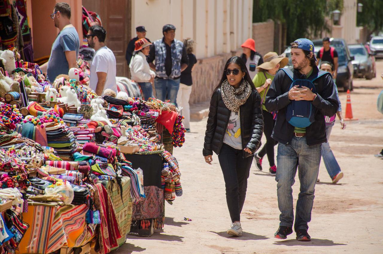 Posadas muy conforme por la llegada de turistas a nuestra provincia