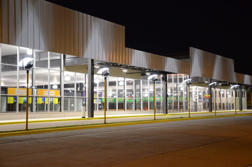 Terminal de San Salvador de Jujuy