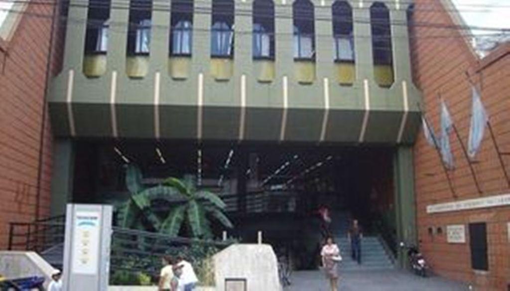 Sede del Instituto de Seguros de Jujuy