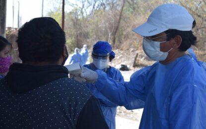 Covid en Jujuy: 46 nuevos casos positivos y 4 fallecimientos en este jueves