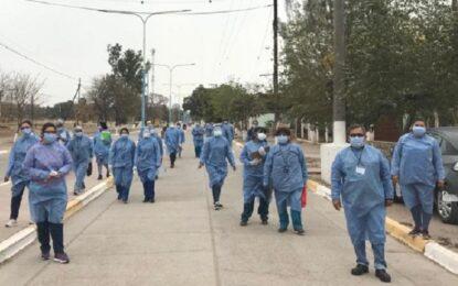 Informe Covid: Este martes fueron 116 casos positivos y 9 fallecimientos