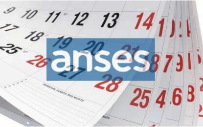 La ANSES hizo conocer el calendario de pago por el mes de marzo