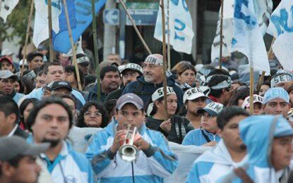 Municipales de Libertador paran por 24 horas exigiendo mejoras laborales y salariales