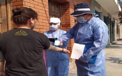 Sábado con 17 nuevos casos por Covid y notificaron 1 fallecimiento