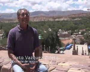 La Cultura Argentina de luto: Humahuaca llora a Sixto Vázquez Zuleta