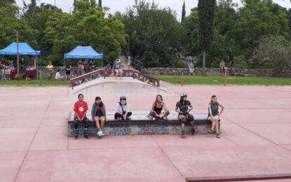 Se realizaran actividades deportivas en la pista de Skate de Palpalá este fin de semana