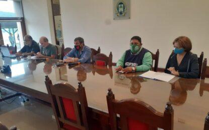 Dirigentes de ATE San Pedro participaron de importante capacitación presencial