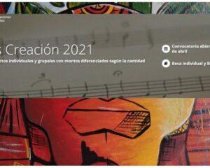 Se socializó la convocatoria a las Becas Creación 2021 del Fondo Nacional de las Artes