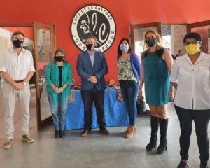 """En Alto Comedero: Ciclos de historia en la casa de la cultura """"Jorge Cafrune"""""""