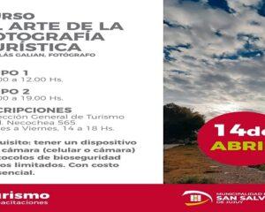 """Curso """"el arte de la fotografía turística"""""""