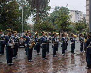 Recordación del Día del Himno Nacional