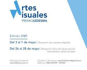 Recepcionan las carpetas digitales para el premio Ledesma