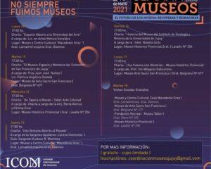 Se viene la Semana de los Museos