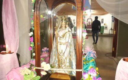 Visita de la Virgen de Río Blanco a San Pedro de Jujuy