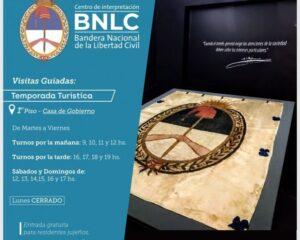 """""""Temporada turística"""": Amplían horarios de visitas en museos provinciales"""