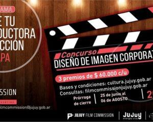 Jujuy Film Commission: Se extendió el plazo para participar en el concurso para nuevas productoras