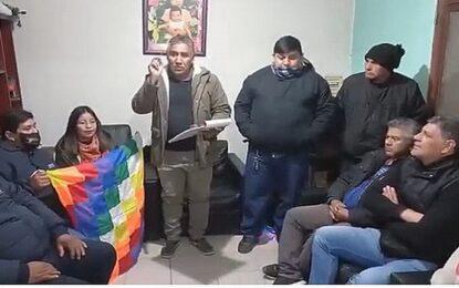 Comunidades originarias de Chaco: Miguel 'Iya' Goméz se consagró este domingo como nuevo presidente del IDACH