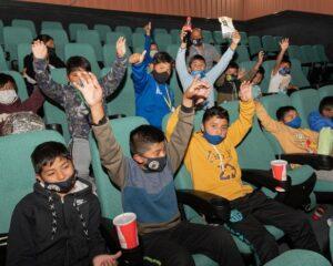 Recreo Largo: Positiva respuesta al primer espectáculo infantil en Capital