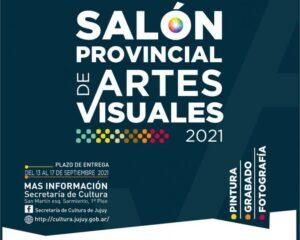 Convocatoria: Inscripciones abiertas al Salón Provincial de Artes Visuales