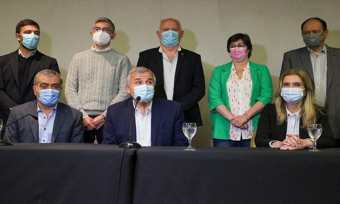 """Las 24 Horas de Jujuy – Morales: """"Esperamos un triunfo de Juntos por el  Cambio para que el gobierno nacional tome nota"""""""